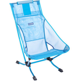 Helinox Beach Silla, blue mesh/ blue